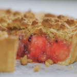 Juliet's blackberry and apple crumble recipe on Beautiful Baking with Juliet Sear
