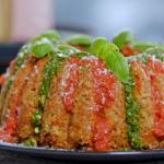 Juliet Sear risotto bun cake recipe on Beautiful Baking with Juliet Sear