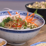 John Torode chilli noodle broth recipe on This Morning