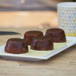 Prue Leith South African malva pudding recipe on Junior Bake Off