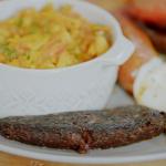 Mark Sargeant Spanish breakfast recipe on Nadia's Family Feasts