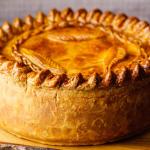 Calum Franklin Chicken Pancetta and Mushroom Pie recipe on Sunday Brunch