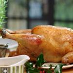 John Torode turkey with onion gravy recipe on John and Lisa's Weekend Kitchen