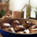Gino D'Acampo chicken thighs in beer sauce recipe on Gino's Italian Express