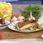 Angela Hartnett signature 'Seagan' hake and cauliflower recipe on This Morning