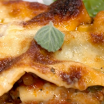 Phil Vickery healthier lasagne with lentils recipe on This Morning