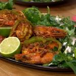John Torode Sri Lankan sour prawn curry with tamarind and salad recipe on This Morning