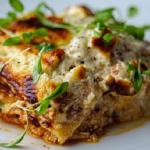 Simon Rimmer shredded pork lasagne recipe on Sunday Brunch