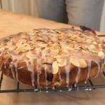 Anton du Beke cherry Bakewell cake recipe on This Morning