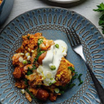 Simon Rimmer Chicken and Prawn Brown Rice Jambalaya recipe on Sunday Brunch