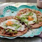Ravinder Bhogal Kimchi Parathas recipe on Sunday Brunch