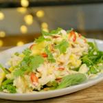 Ainsley Harriott coronation chicken with mango chutney and Greek yoghurt recipe Ainsley's Food We Love