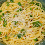 The Shires midnight pasta recipe on Ainsley's Food We Love