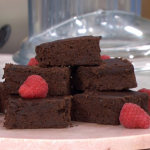 Juliet Sear guilt free chocolate brownies recipe on This Morning