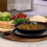Nisha Katona Friday night balti recipe on This Morning