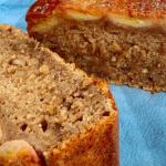 John Torode banoffee banana bread with caramel recipe on This Morning
