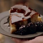 Nigella Lawson basque burnt cheesecake with a liquorice sauce recipe on Nigella's Cook, Eat, Repeat