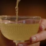 Nigella Lawson lemon blossom cocktail recipe on Nigella's Cook, Eat, Repeat