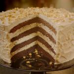 Nigella Lawson chocolate and peanut butter cake recipe