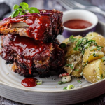 Simon Rimmer Gochujang Sticky Ribs recipe on Sunday Brunch
