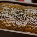 Nigella Lawson black bread with dark rye flour and Irish stout recipe on on Nigella's Cook, Eat, Repeat Christmas Special