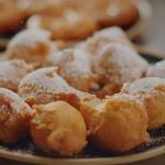 Nigella Lawson oliebollen Dutch doughnuts recipe on Nigella's Cook, Eat, Repeat: Christmas Special