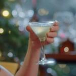 Nigella Lawson green, mean, dirty martini recipe on Nigella's Cook, Eat, Repeat: Christmas Special