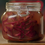 Nigella Lawson pickled red cabbage recipe on Nigella's Cook, Eat, Repeat: Christmas Special
