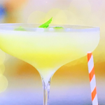 Olly Smith cider minosa cocktail recipe on Ainsley's Festive Food We Love