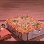John Whaite crab mac 'n' cheese recipe on Steph's Packed Lunch
