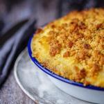 Simon Rimmer Katsu Curried Fish Pie recipe on Sunday Brunch