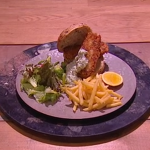 Ruby Bhogal family friendly fishcake fingers recipe on Steph's Packed Lunch
