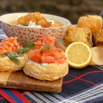 John Torode winter Highland picnic with butternut quash and potato soup recipe on This Morning