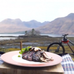 John Torode venison with mushrooms, herbs and whisky sauce recipe on This Morning