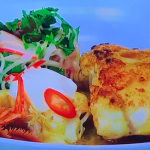 Richard Corrigan monkfish and lobster curry recipe on James Martin's Saturday Morning