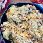 Phil Vickery cauliflower cheese with jacket potato recipe on This Morning