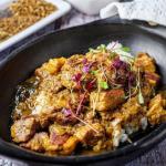 Simon Rimmer Sri Lankan Black Pork Curry recipe on Sunday Brunch