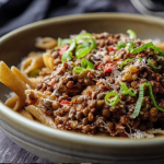 Simon Rimmer lentil ragu with penne pasta recipe on Sunday Brunch