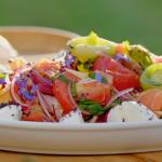 Raymond Blanc Tomato Salad with Mozzarella on Simply Raymond Blanc
