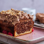 Simon Rimmer Chocolate And Hazelnut Cake recipe on Sunday Brunch