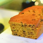 Kate Humble bara brith (speckled bread) recipe on Escape To The Farm
