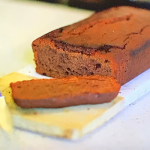 Kate Humble chocolate and marmalade cake recipe on Escape To The Farm