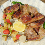 Ainsley Harriott Cypriot lamb chops recipe on Ainsley's Food We Love