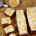 Ainsley Harriott Jamaican gingerbread with lemon icing recipe on Ainsley's Food We Love
