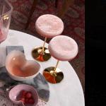 John Torode rhubarb and raspberry cocktail recipe on John and  Lisa's Weekend Kitchen