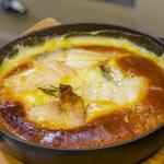 James Martin smoked haddock with brioche and cheese fondue recipe on James Martin's Saturday Morning
