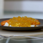 Gary Usher salmon katsu curry recipe on How to Save a Grand in 24 Hours