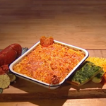 Simon Rimmer lobster with crab mac n cheese recipe on Steph's Packed Lunch