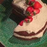 Simon Rimmer cinnamon and maple cake recipe on Sunday Brunch