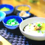 Gok Wan congee rice soup recipe on Gok Wan's Easy Asian
